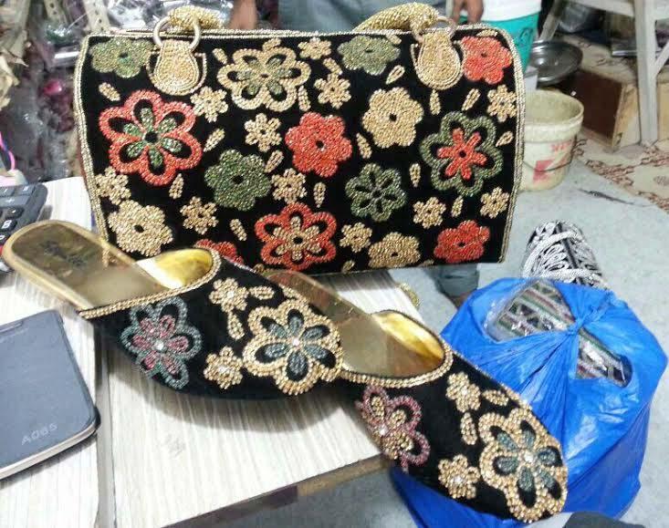 Ladies Shoes Bag