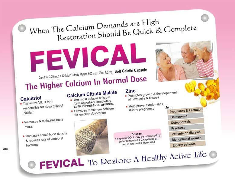 Calcium Supplement Capsules