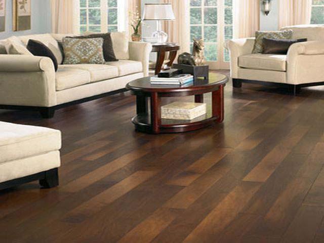 Elegant Wooden Floor Tiles