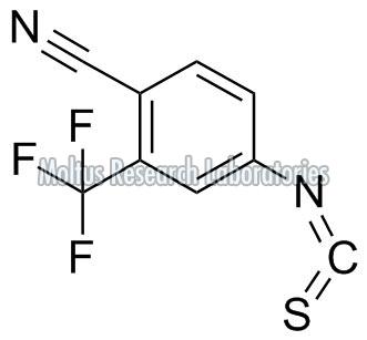 4-Isothiocyanato-2-(trifluoromethyl) Benzonitrile