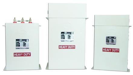 Heavy Duty Power Capacitor