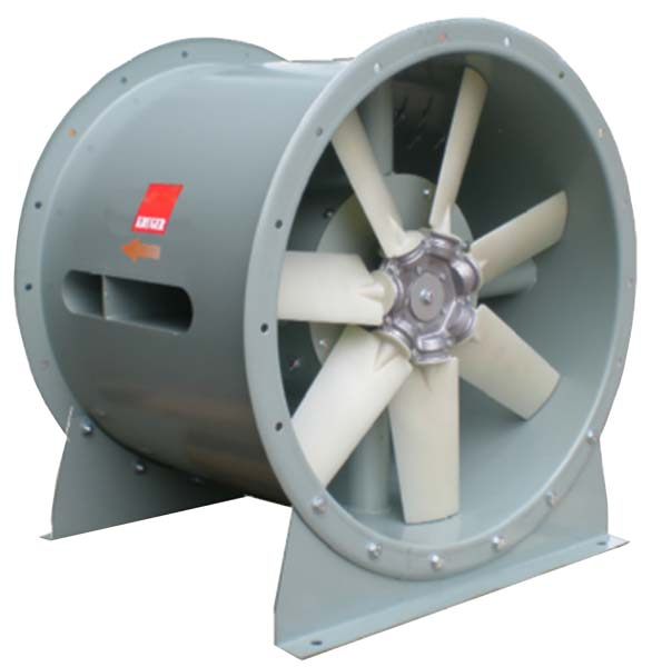 Coaxial Fan