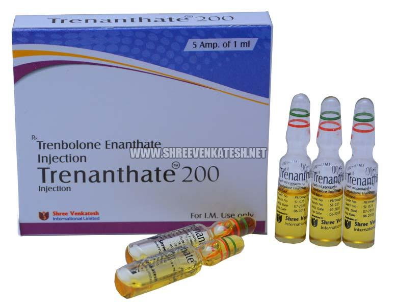 Trenanthate Injection