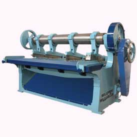 Overhung Eccentric Slotting Machine