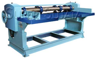 Rotary Cutting Creasing Machine