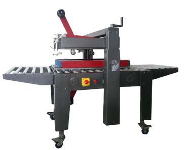 box taping machine