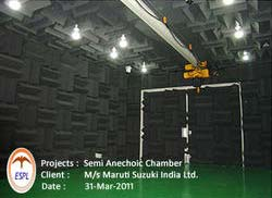 Portable Anechoic Chamber