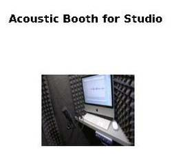 Studio Acoustic Booth