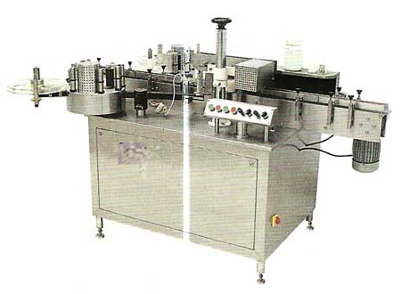 Automatic Multi Purpose Self Adhesive Labeling Machine
