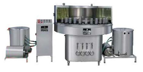 Bottle Washing Machines