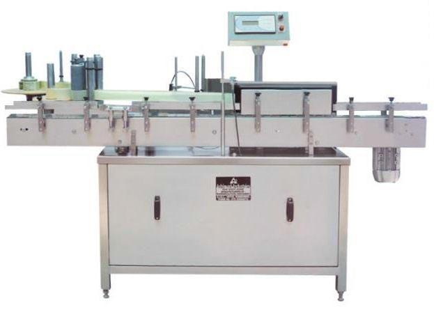 High Speed Sticker Labelling Machine