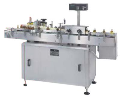 Self Adhesive Vertical Labelling Machine
