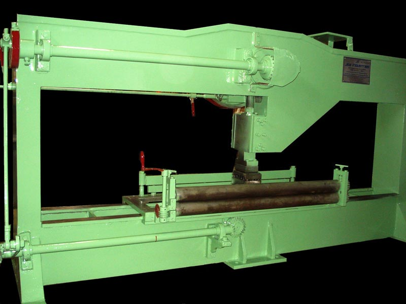 Oblong Perforating Machine