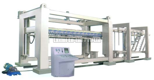 AAC Cutting Machine 01