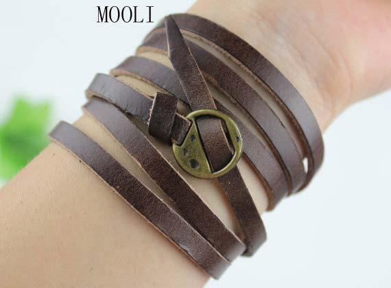 Womens Leather Jewelry