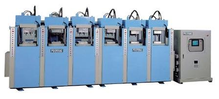 Automatic EVA Injection Molding Machine