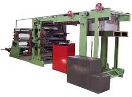 Disc Ruling Machine