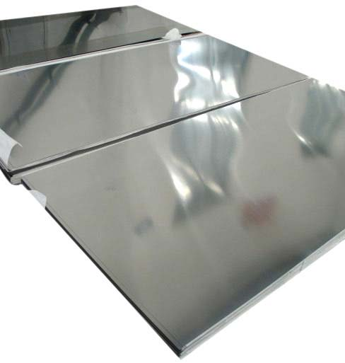 Stainless Steel Mirror Finish Sheets