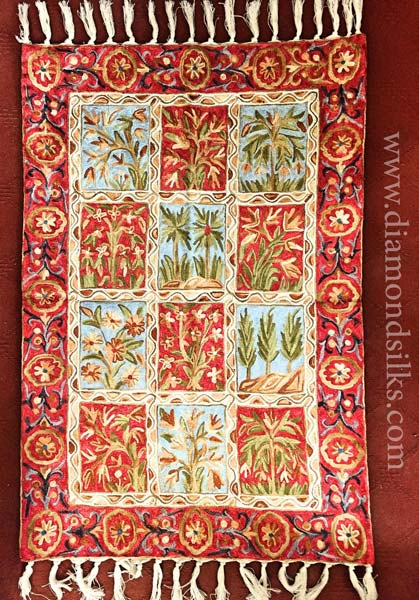 Cloth Wall Hanging Fabric Wall Hanging Embroidered Wall