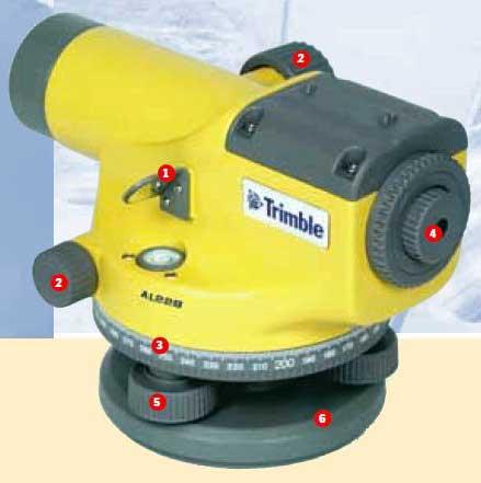 Trimble Automatic Level (AL-200 Series)