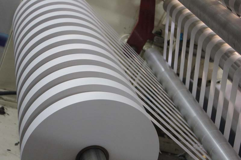 Machine Glazed Kraft Release Paper