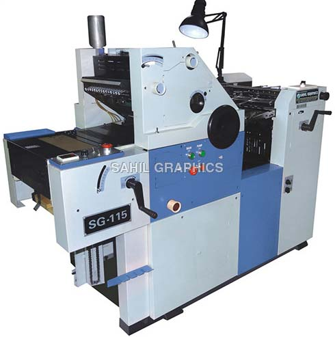printing machine supplier