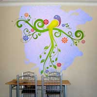 Interior Wall Painting
