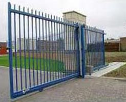 Metal Sliding Gate
