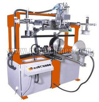 Fully Auto Round Screen Printing Machine
