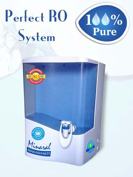 Mineral Mahashakti Domestic RO System