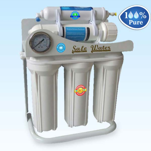 Safe Domestic RO System