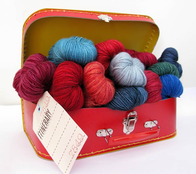 Woolen Yarn Dyeing