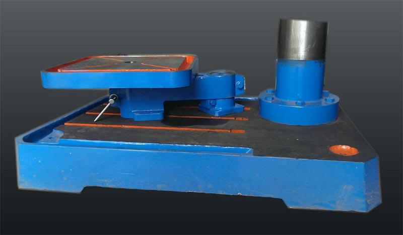 JIP50AA : 50mm Cap. Radial Type Pillar Drilling Machine 02