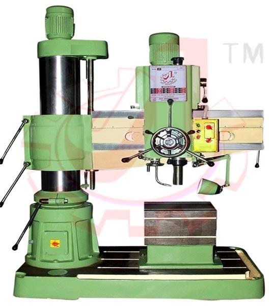 JIDC50 Double Column Heavy Duty Radial Drilling Machine