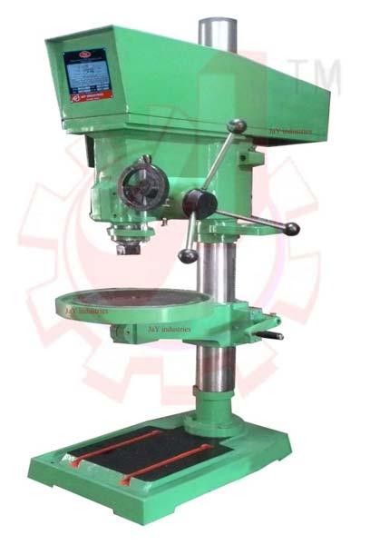 JIP32 : 32mm Cap. Pillar Drilling Machine