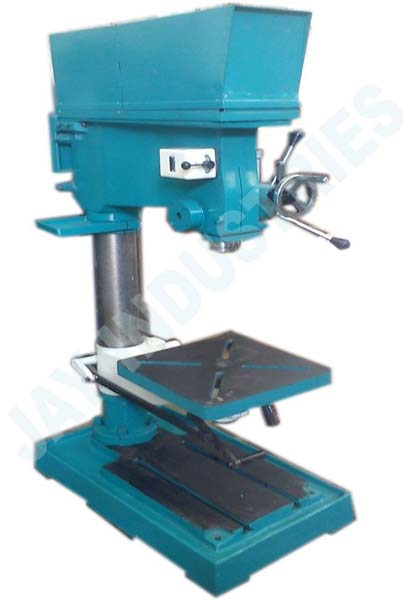 "JIP40 : 40mm Cap. 16""inch center Pillar Drilling Machine"