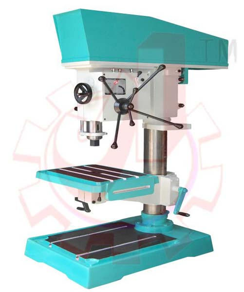 JIP40BA : 40mm Cap. Pillar Drilling Machine