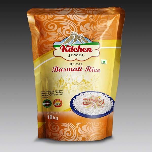 1121 Brown Basmati Rice