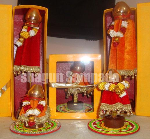 Table Top Gudi Set