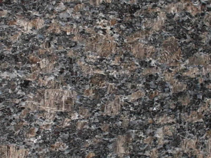 Sapphire Brown Granite : Sapphire blue granite stone exporter