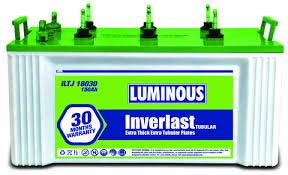 Luminous Inverter Battery (ILTJ 18030)