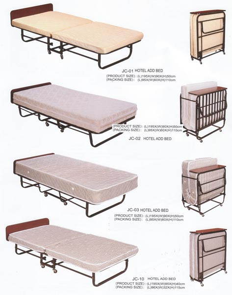 100 Roll Away Beds Tubular Steel Rollaway Beds
