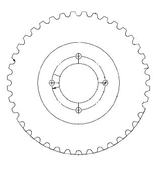 Bicycle Big Sprocket