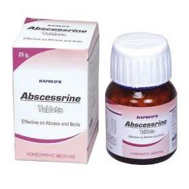 Abscessrin Tablets
