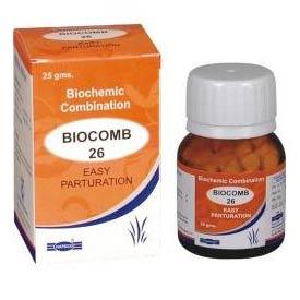 Biocomb 26 Tablets