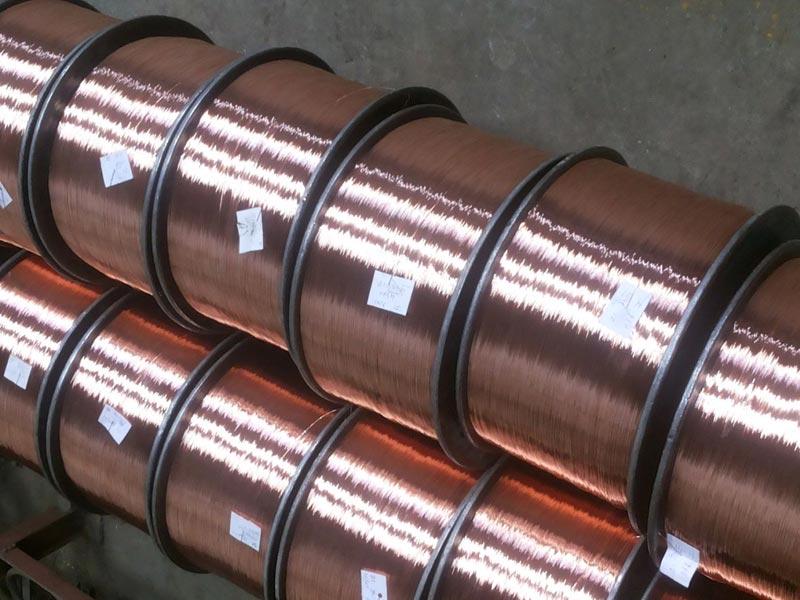 Round Copper Bare Conductor Wires