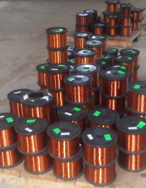 Round Enamelled Copper Wires