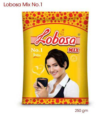 Lobosa Mix No. 1