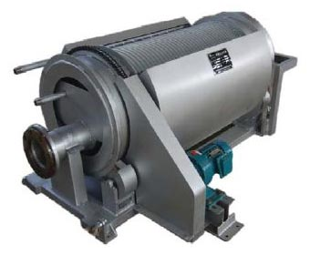 KLRS Rotating Drum Solid-Liquid Separator