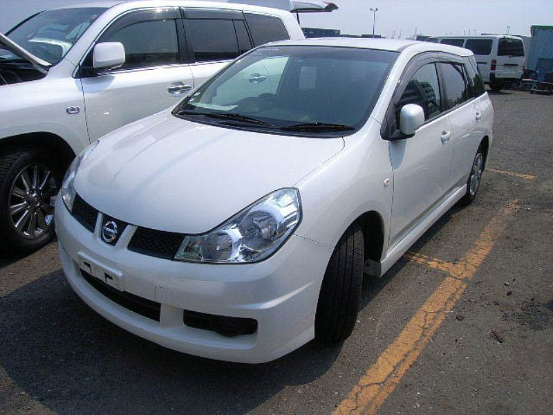 Used 2008 Nissan Wingroad Car